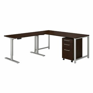 400 Series 3 Piece L-Shape Desk Office Suite Set
