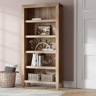 Reviews Cyril Standard Bookcase By Lark Manor