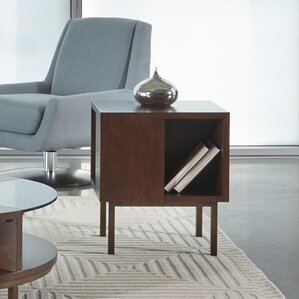 Folcroft Chairside Table by Brayden Studio
