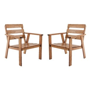 Erwon Garden Chair (Set Of 2) By Sol 72 Outdoor