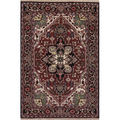Persian Oriental Hand Knotted Wool