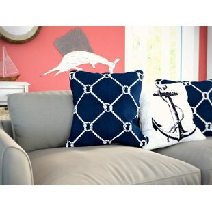 Bridgeport Ahoy Throw Pillow