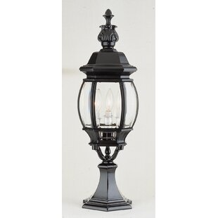 Talon 3-Light Pier Mount Light by Astoria Grand