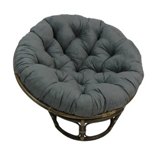 Beachcrest Home Decker Papasan Chair