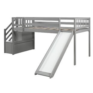 Peckham Twin Low Loft Bed