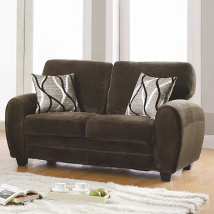 Affordable Rubin Loveseat by Woodhaven Hill Reviews (2019) & Buyer's Guide
