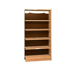 Glacier Standard Bookcase by Ironwood No Copoun