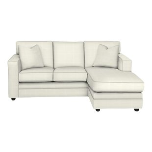 Affordable Price Andrew Reversible Sectional by Wayfair Custom Upholstery™ Reviews (2019) & Buyer's Guide