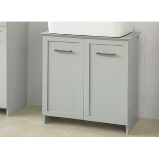 Jameown 57cm X 60cm Free-Standing Under Sink Cabinet By Brambly Cottage