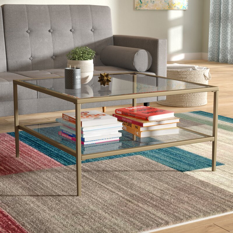 Ivy Bronx Sydnor Coffee Table