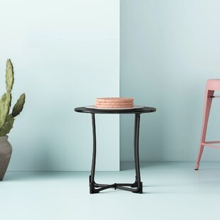 Chambliss Metal Side Table By Hashtag Home