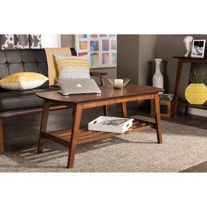 Baxton Studio Sacramento Coffee Table by Wholesale Interiors