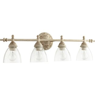 Reviews 4-Light Vanity Light By Quorum