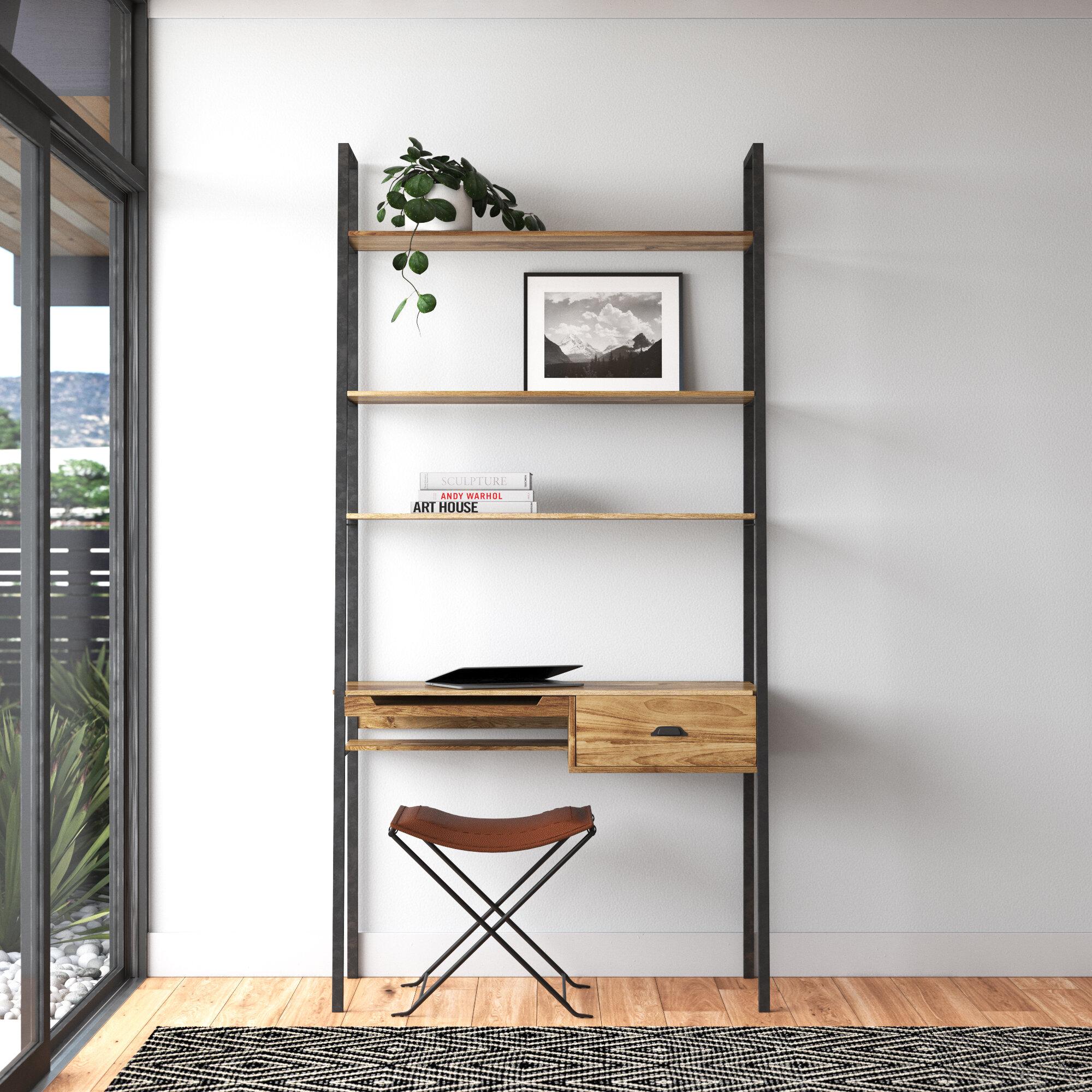 Fernando Leaning Ladder Desk Allmodern