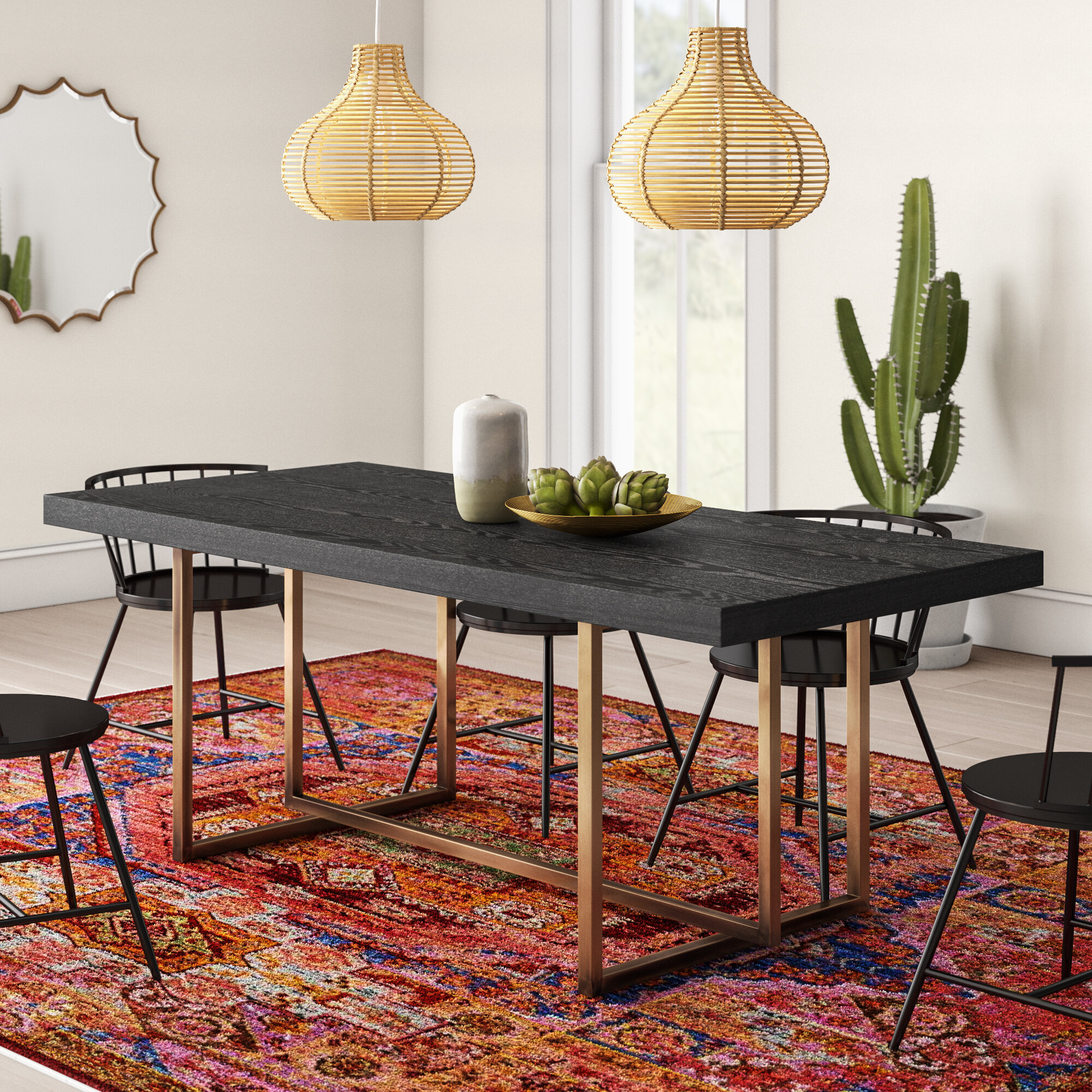Groovy Avalon Dining Table Machost Co Dining Chair Design Ideas Machostcouk