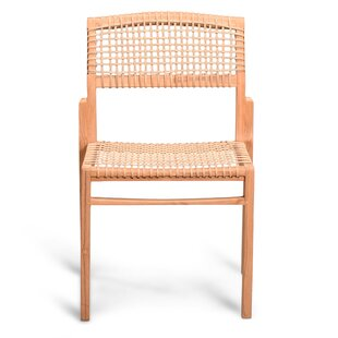 Alcala Solid Wood Dining Chair