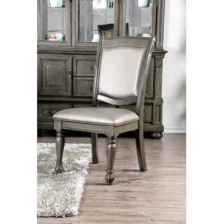 Westover Upholstered Dining Chair (Set of 2) by Ophelia & Co. SKU:AA820016 Guide