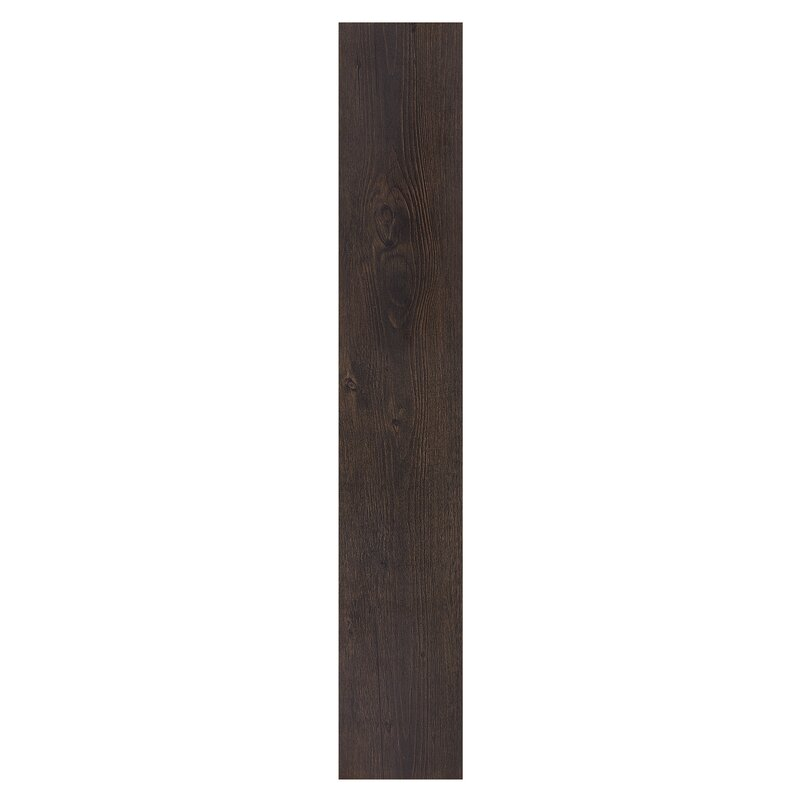 Walnut 10-Pack Achim Home Furnishings VFP1.2WA10 3-Foot x 6-Inch Vinyl Flooring Plank Fоur Paсk, Walnut