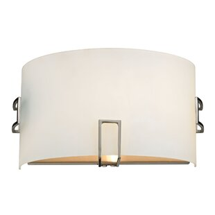 Compare & Buy Yesenia 1-Light Wall Sconce By Latitude Run