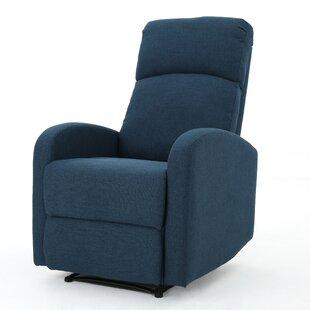 . Modern   Contemporary Navy Blue Recliner Chairs   AllModern