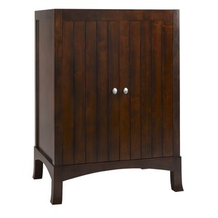 Hampton 25 Single Bathroom Vanity Base by Ronbow