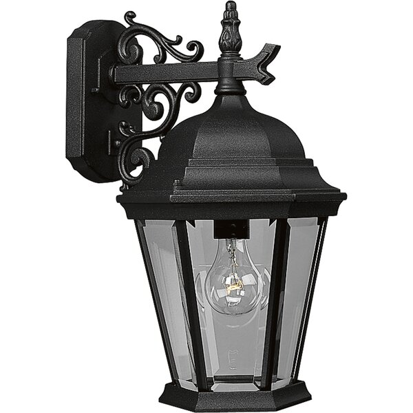 Triplehorn Outdoor Wall Lantern by Alcott Hill®