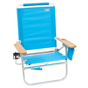 Rio Brands Reclining/Folding Beach Chair (Set of 20)