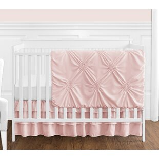 Harper 4 Piece Crib Bedding Set