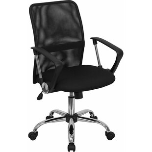 Read Reviews Drinnon Mesh Task Chair by Ebern Designs