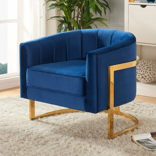 Comparison Lakeview Barrel Chair by Everly Quinn Reviews (2019) & Buyer's Guide