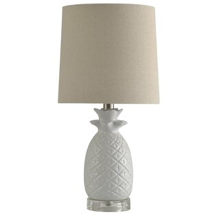 tropical table lamps. Salina Ceramic Pineapple 18\ Tropical Table Lamps