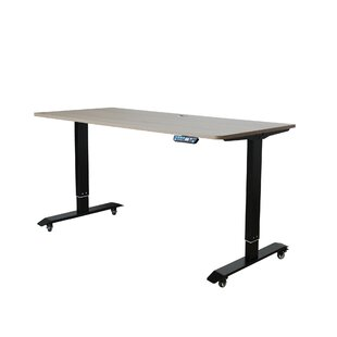 Estrella Ergonomic Height Adjustable Standing Desk by Symple Stuff #2