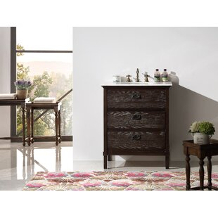 Best Reviews Daucourt 30 Single Bathroom Vanity Set By Lark Manor