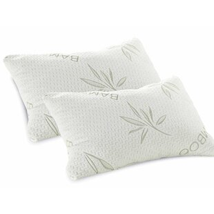 Gowen Premium Adjustable Rayon from Bamboo Memory Foam Pillow (Set of 2)