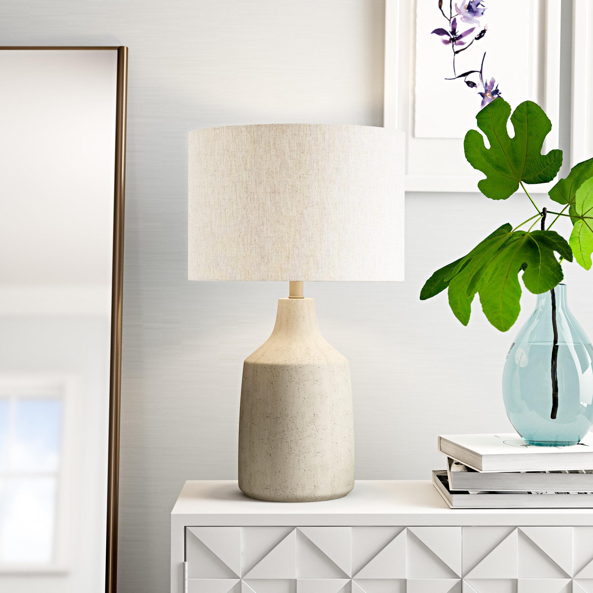 Joss Main 25 Standard Table Lamp Reviews Wayfair