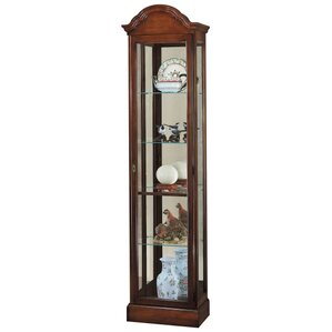 Gilmore Lighted Curio Cabinet by Howard Miller®