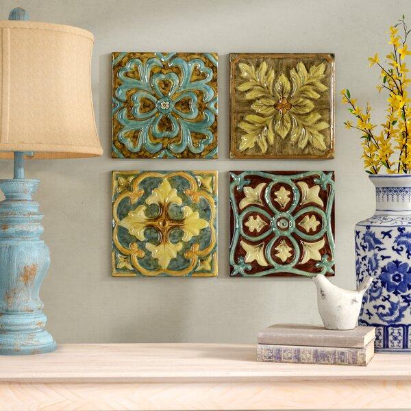 Tile Wall Medallions | Wayfair