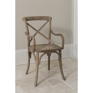 Madison Solid Wood Dining Chair by The Bella Collection