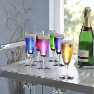 e76e7c91c96 Plastic / Acrylic Champagne Glasses & Flutes You'll Love in 2019 ...