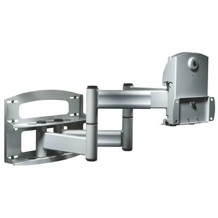 Flat Panel Dual Articulating Arm/Tilt Wall Mount for 42