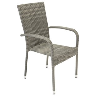 Pari Stacking Garden Chair (Set Of 6) By Sol 72 Outdoor