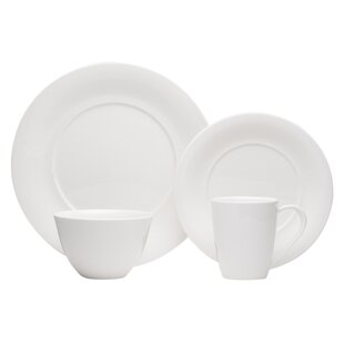 Hospitality 24 Piece Dinnerware Set Service for 6  sc 1 st  Wayfair & 24 Piece Dinnerware Sets Youu0027ll Love | Wayfair
