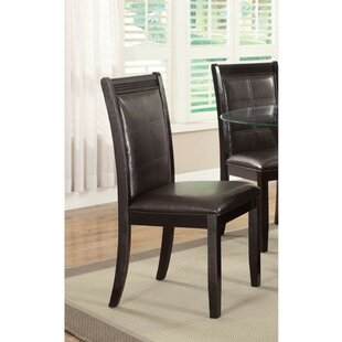 Rudder Upholstered Dining Chair (Set of 2) by Charlton Home