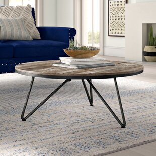 Fortun Coffee Table by Mistana Discount
