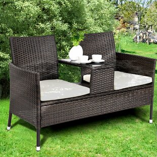 Vernet Garden Chair With Cushion By 17 Stories