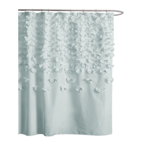 grey and turquoise shower curtain. Romain Shower Curtain Modern Curtains  AllModern