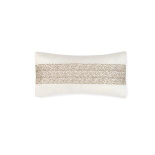 Sonora Beaded Cotton Lumbar pillow