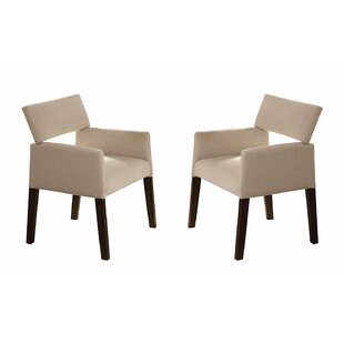 Bear Upholstered Dining Chair (Set of 2) ..