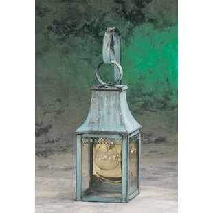 Great choice Jeanene 1-Light Outdoor Wall Lantern By August Grove