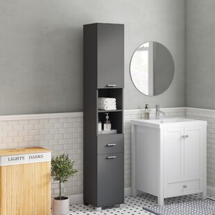 Abby 30 X 180cm Free-standing Cabinet By Belfry Bathroom